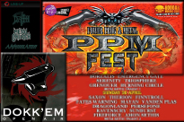 MaYaN live at Dokk'em Open Air and PPM Fest 2014