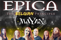 MAYAN + EPICA - The Belgian Principle