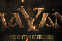 THE RHYTHM OF FREEDOM lyric video & pre-order DHYANA!